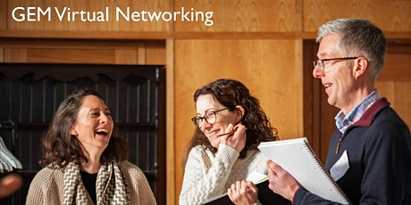 GEM Virtual Networking: Early Careers tickets
