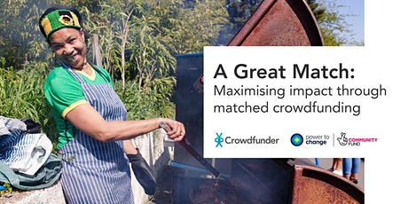 A Great Match - maximising impact through matched crowdfunding tickets