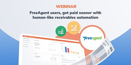 FreeAgent users, get invoices paid sooner tickets
