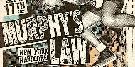 Murphy's Law at Club Garibaldis in Milwaukee tickets