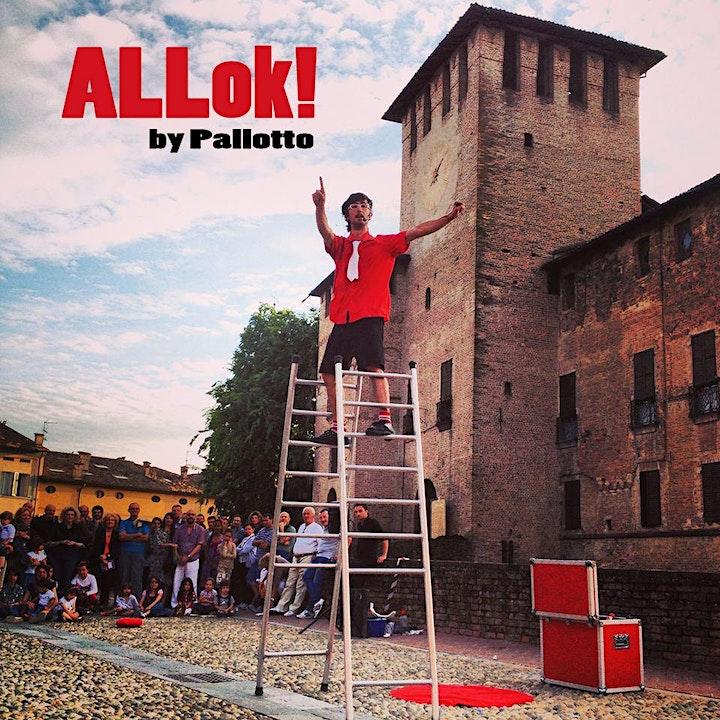 Immagine ArtNove: ALLok! - Pallotto