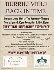 Burrillville Back In Time tickets
