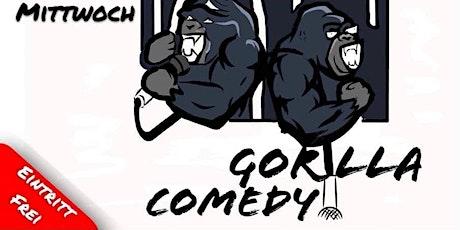 Gorilla Comedy in Prenzlauer Berg Tickets