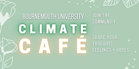 BU Climate Café: July tickets