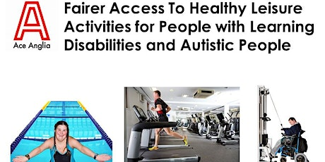 Fairer Access To Healthy Leisure Activities tickets