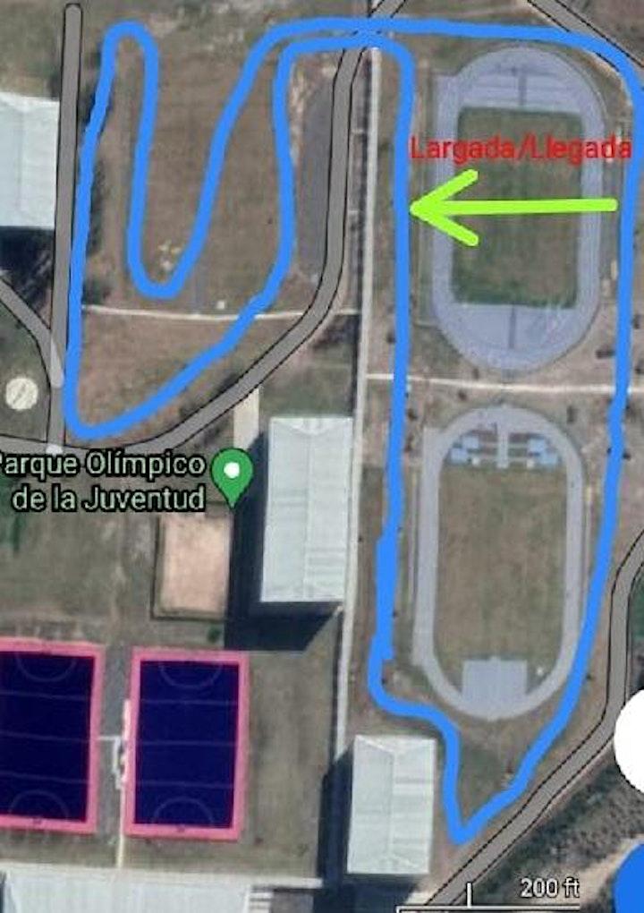 Imagen de 4k Cross Running Team en el Parque Olímpico