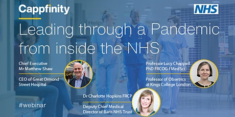 Webinar: Putting Strengths To Work - Leading through a Pandemic tickets