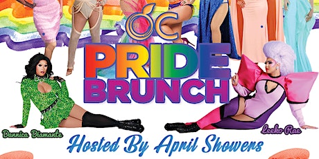 Pride  Brunch with April Shower tickets