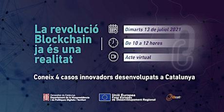 La revolució Blockchain ja és una realitat tickets