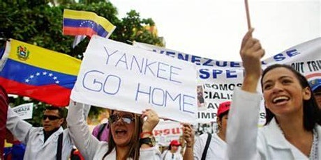 Sanctions deny the right of Venezuelans to food - A crime against humanity tickets