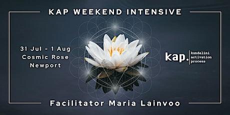 KAP Weekend Intensive tickets