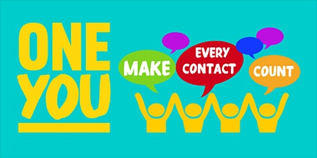 Open MECC - Make Every Contact Count -Jul/2021 tickets