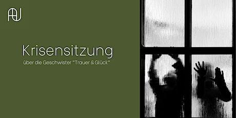 """Krisensitzung - über die Geschwister """"Trauer & Glück"""" Tickets"""