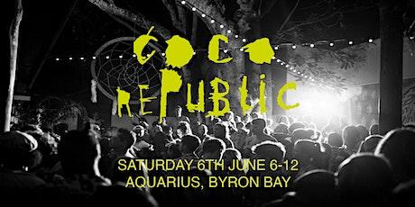 COCO REPUBLIC tickets