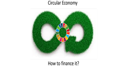 Circular economy: How to finance it? tickets