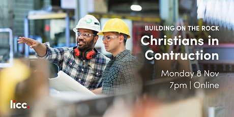 Building on the Rock: Christians in Construction tickets