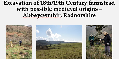PARTICIPANT Dig 18th/19th Century farmstead with possible medieval origins tickets