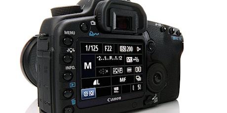Besser DIGITAL Fotografieren – weg von der Automatik – hin zum bewussten Fo Tickets