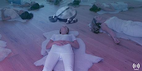 (Full Moon) Healing Breathwork Journey | Online tickets