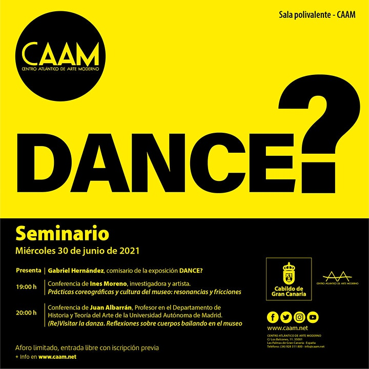 Imagen de Seminario 'DANCE?'