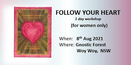 Follow Your Heart – For Women Only tickets