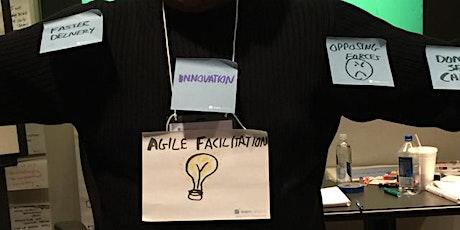 Agile Team Facilitation August 2021 tickets
