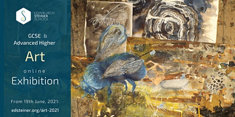 GCSE & Advanced Higher Art Exhibition tickets