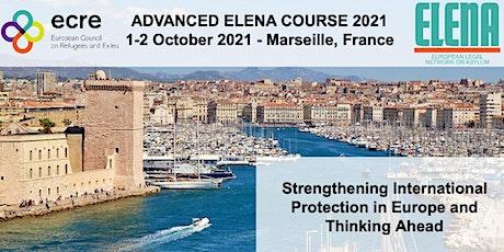 Advanced ELENA Course 2021 billets