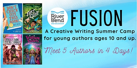 Fusion Creative Writing Summer Camp by River Bend Bookshop tickets