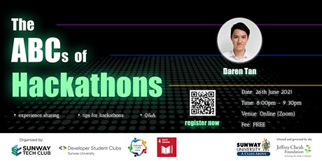 The ABCs of Hackathons tickets