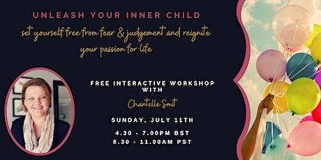 Unleash Your Inner Child tickets