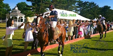 Polo At The Park: 2021 Bethpage Season tickets