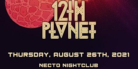 12th Planet Supernova Tour tickets