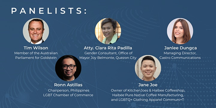 Manila Virtual Forum on Inclusion, Diversity, Equality: RECOVER with PRIDE image