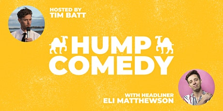 Hump Comedy tickets