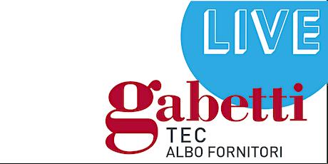 Live - Albo Fornitori: Le Linee Vita biglietti