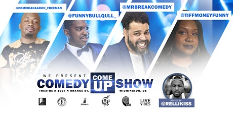 Comedy ComeUp Show tickets