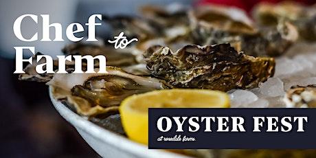 Max's Farm Festival: Oyster Festival tickets