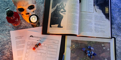 Waystone: A Dungeons and Dragons 5th Edition Campaign (Redland) tickets