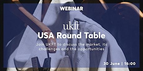 UKFT's USA Round Table Tickets