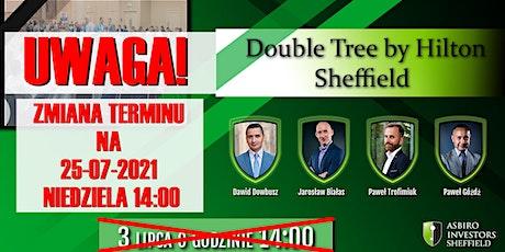 ASBiRO Investors Sheffield - Inauguracja 2021 billets