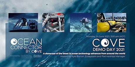Ocean Connector: COVE Demo Day tickets