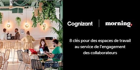 8 clés pour des espaces de travail au service de l'engagement des équipes billets