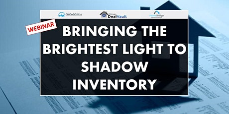 WEBINAR: Bringing The Brightest Light to Shadow Inventory tickets