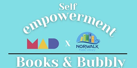 Books & Bubbly | A book club focused on Self Empowerment. tickets