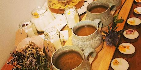Herbal Tea Ceremony and Meditation tickets