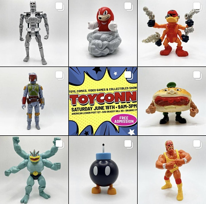 TOYCONN (Toy show) image