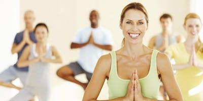 Women of Wellness Yoga Class