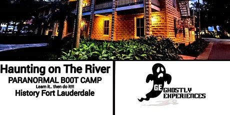 Haunting on The River tickets