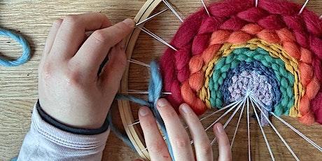 Rainbow Weaving Workshop tickets